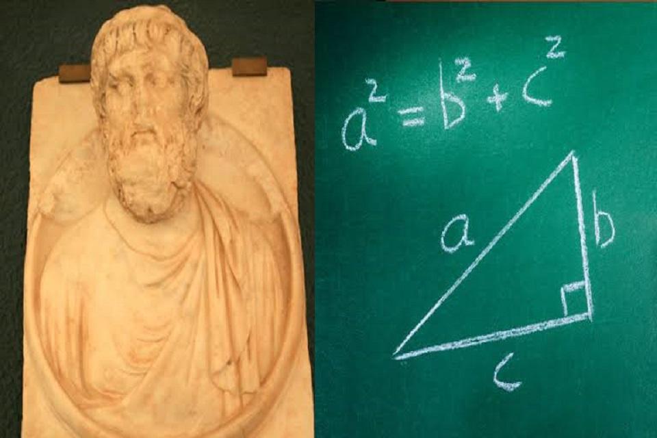 Information about original Origin of Pythagoras Theorem