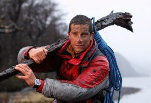 facts about bear grylls