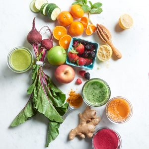 Healthy Diets and Chilling Juices for Summers