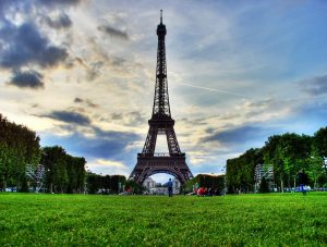 facts about eiffel tower